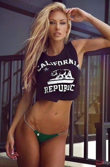 hot california women