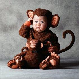 baby or monkey
