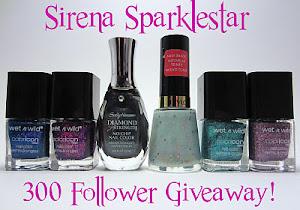 Sirena SparkleStar Giveaway