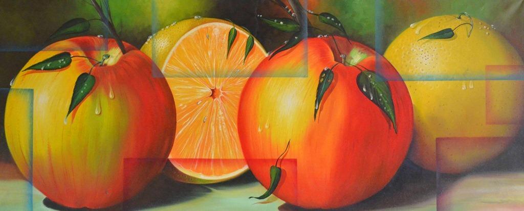 Cuadros modernos pinturas de bodegones cuadro moderno - Cuadros bodegones modernos ...