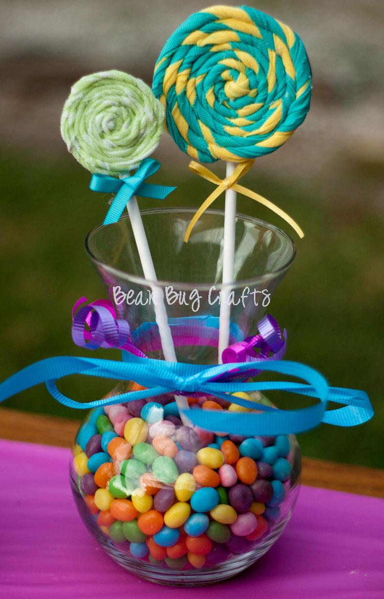 Beanbugcrafts dr seuss candy bar theme centerpiece