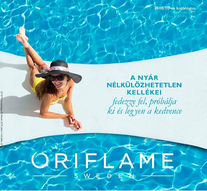 Oriflame katalógus