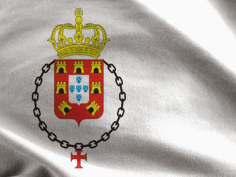 Bandeira-Real-Seculo-XVII
