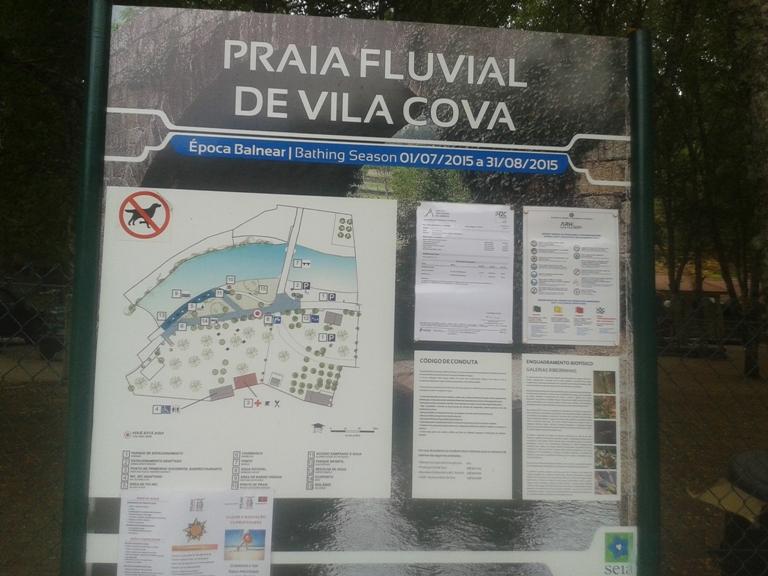 Praia Fluvial de Vila Cova