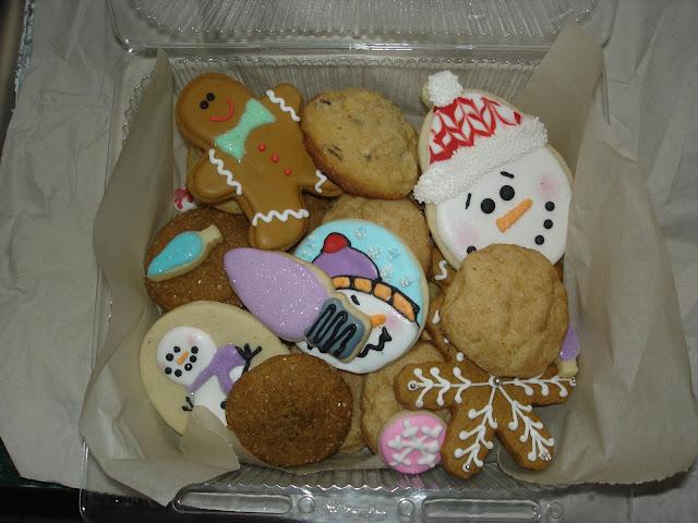 christmas bake sale cookies pdf