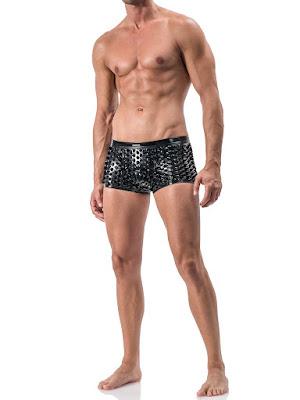 Manstore Micro Pants M553 Underwear Black Gayrado Online Shop