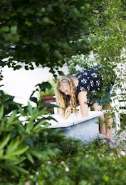 Mitt utespa i Expressen Leva & Bo 2012