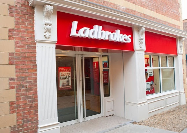 Ladbrokes Stone Bookmakers