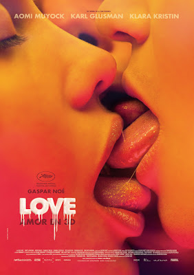 Love: Amor en 3D Poster