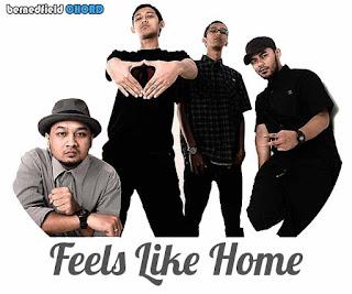 Lirik dan Chord(Kunci Gitar) Bondan Prakoso F2B ~ Feel's Like Home