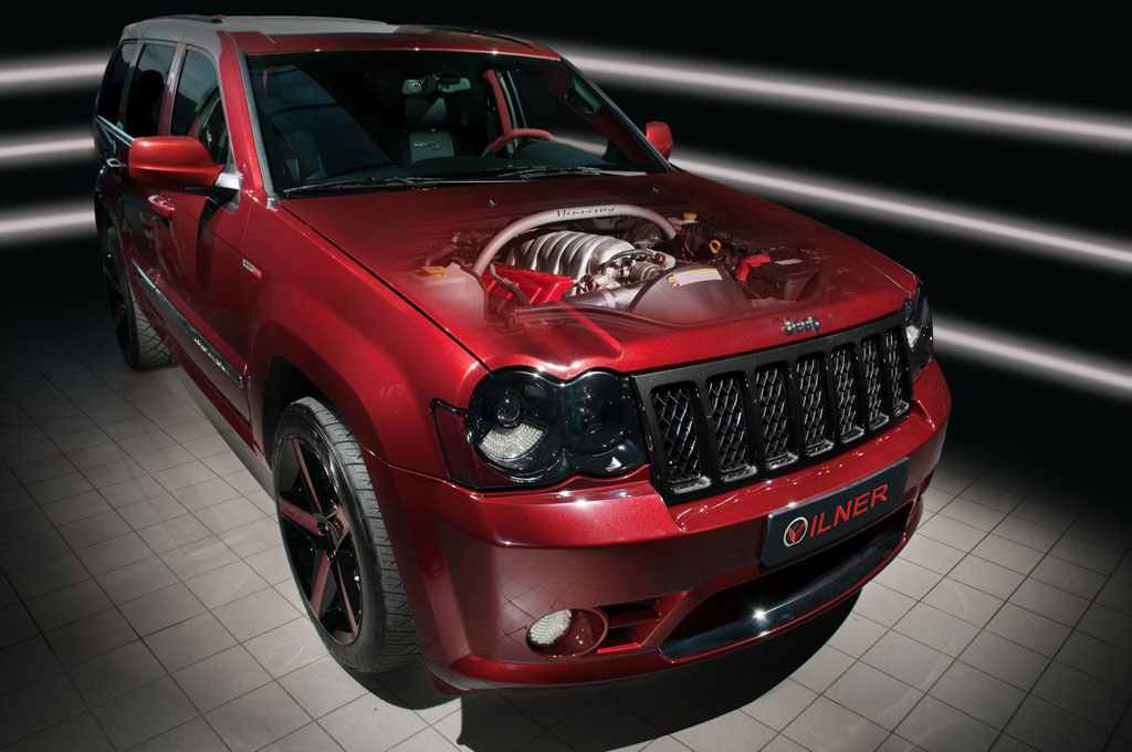 Vilner Has Released Vilner Jeep Grand Cherokee SRT8 And Aftermarket  Specialists From Bulgaria Vilner Explained That Currently Upgrading Their  Program To The ...