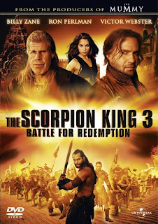 Watch The Scorpion King 3: Battle for Redemption (2012) movie free online