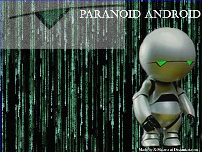 Paranoid Android Wallpaper 2 0 by X Malaria