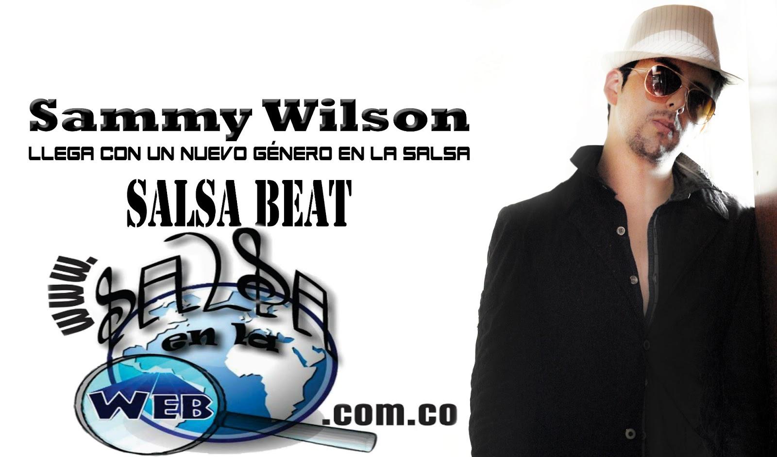 ► Cuanto Debes Cuanto Pagaras - Sammy Wilson  SALSA BEAT