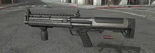 KSG Shotgun MW3