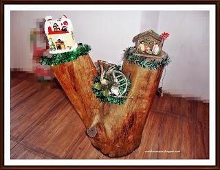 idéias para decoração de natal