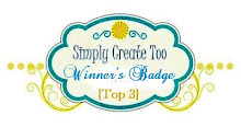 Simply Create Too Winner's Badge