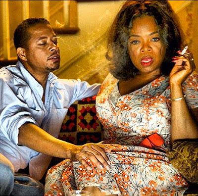 oprah and terrence howard love scene