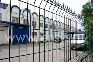 Забор металлический сварной Fensys. Фото 5