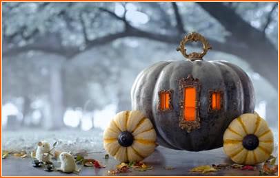 Halloween decorazioni con il riciclo creativo