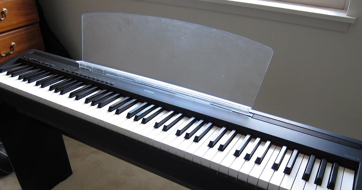 o pianista piano para iniciantes que tal um p 95 yamaha. Black Bedroom Furniture Sets. Home Design Ideas