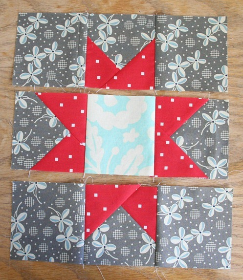 July star blocks tutorial | Cluck Cluck Sew : star block quilt pattern - Adamdwight.com