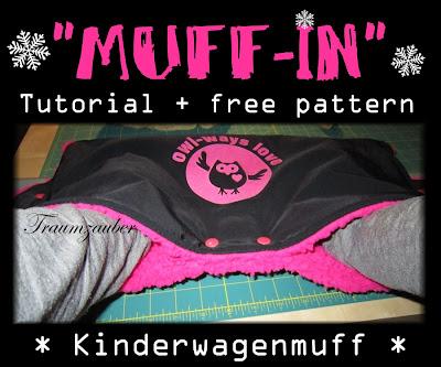 """Muff-In"" - KiWa-Muff"