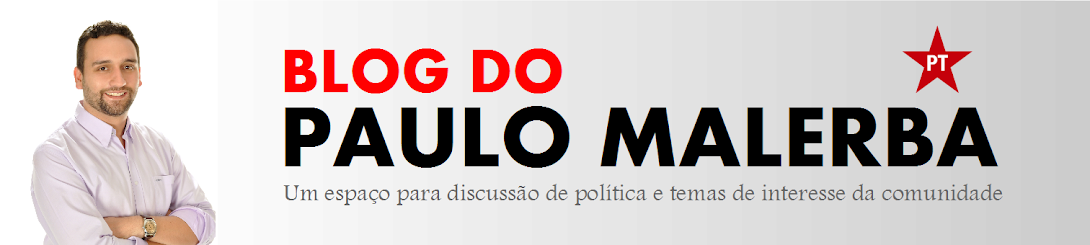 Blog do PAULO MALERBA
