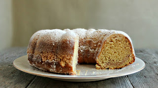 Zesty Lemon Bundt Cake