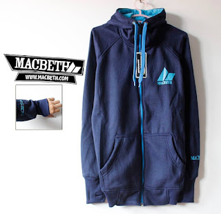 Jaket Distro Merk Macbeth