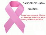 Por la prevención del cáncer de mama