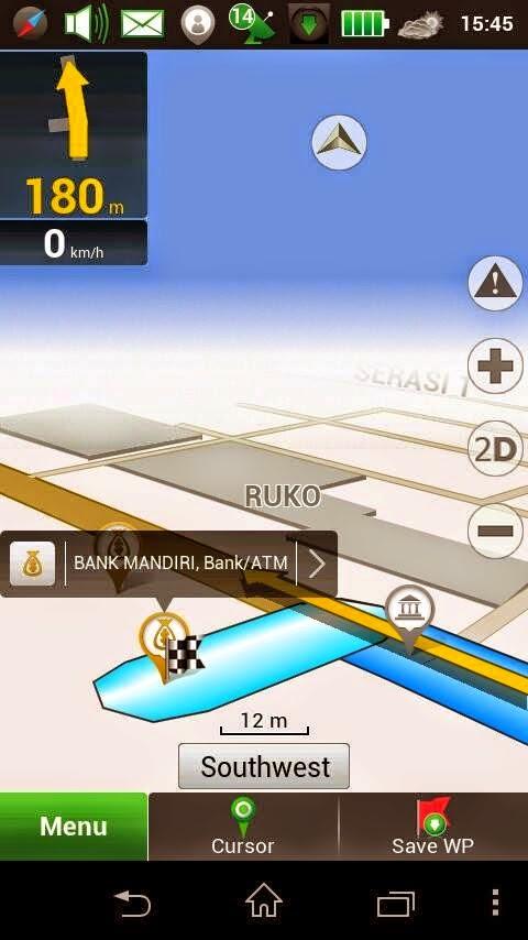 Bank Mandiri KCP KM 12 Banyuasin Palembang