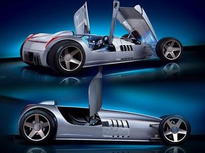 car art design Cadillac SportCars SRV Concept