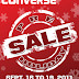 Converse Pre Holiday Sale! Come on Now!