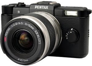 Pentax Q Digital Camera With 5-15mm Lens Available For Pre-Orde