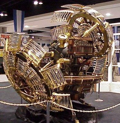 tims machine