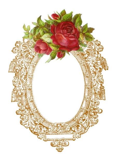 antique free digital frame