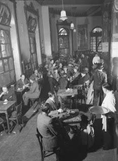 Interior de Tupí Namba en los años 40