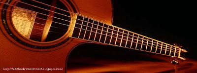 photo couverture facebook guitare