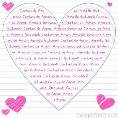 fotos de amor. Cartas de amor, acusaciones de