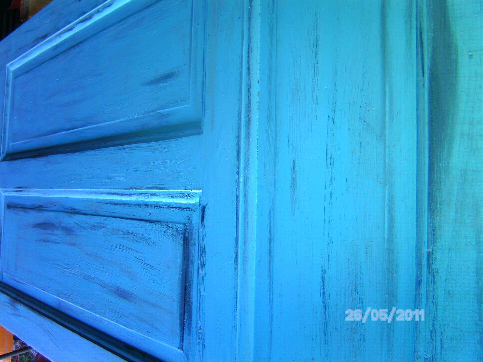 FåNGA DAGEN och låt kreativiteten flöda Dörr=Sänggavel