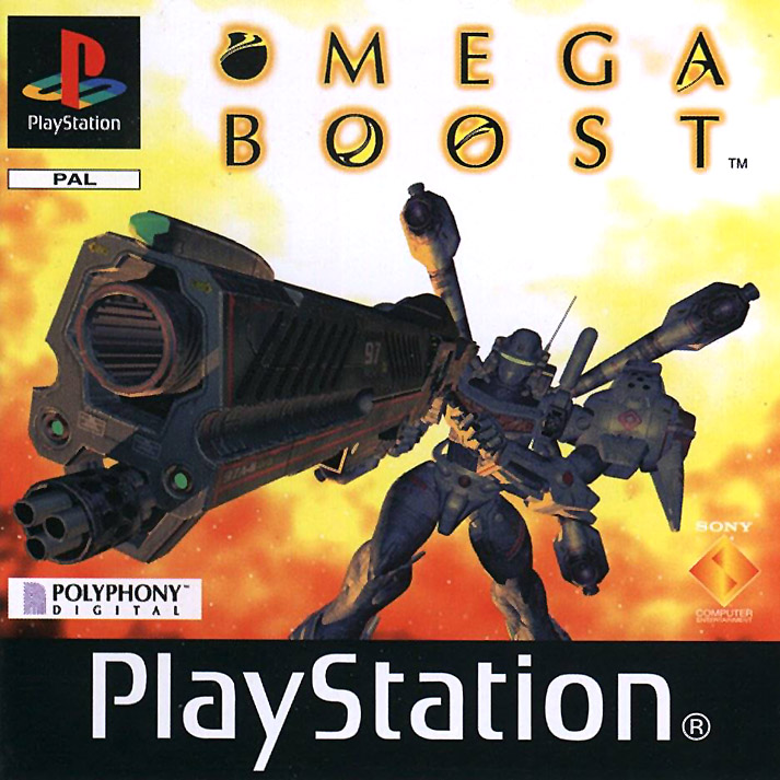 Omega Boost (PC) Eng