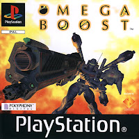 Game Omega Boost PS1 1