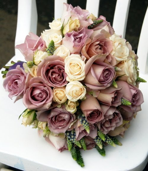 Planet Flowers Sample Bridal Bouquets