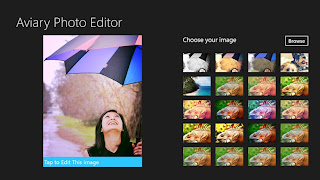 Aplikasi Edit Foto Windows 8