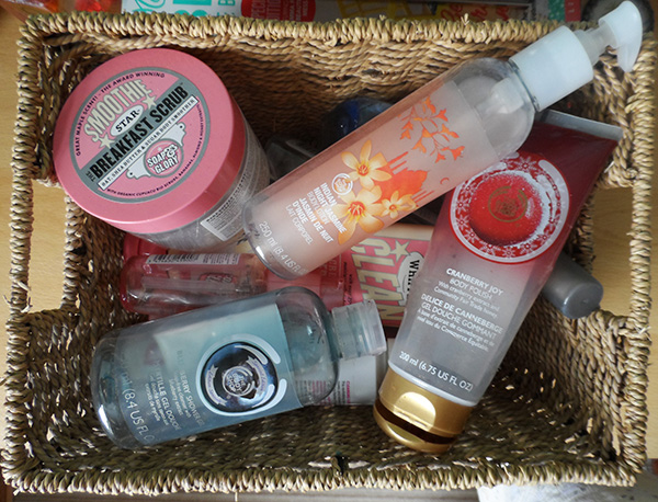 Empties July 2014