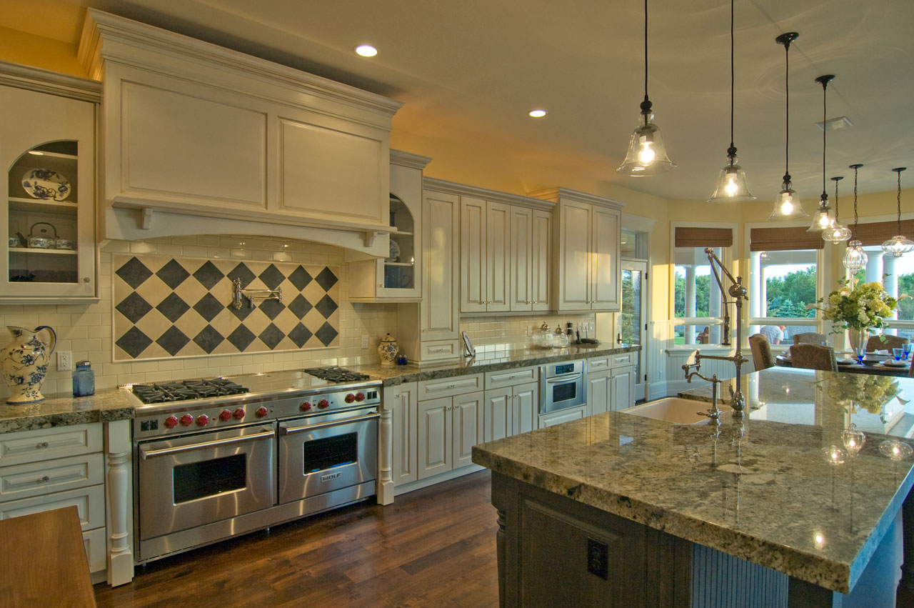 Beautiful kitchen ideas country home design ideas for Kitchen ideas