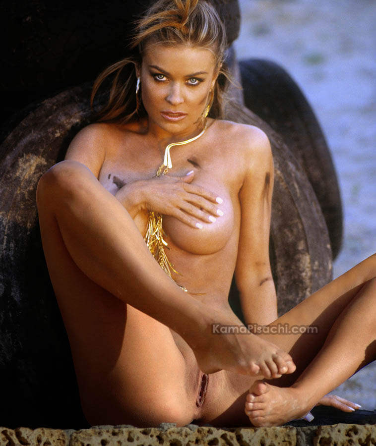 Mine Carmen electra naked sex made you