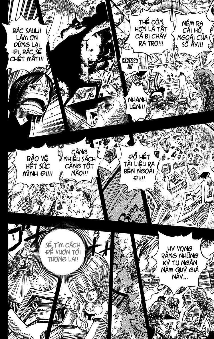 Đảo Hải Tặc chap 397 - Trang 4