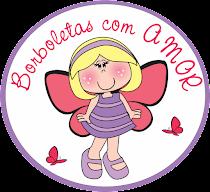 Selinho da amiga BorboletaRô com Amor!